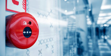How do I avoid false alarms on my fire alarm?