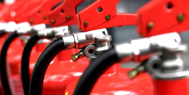 fire extinguishers dfp