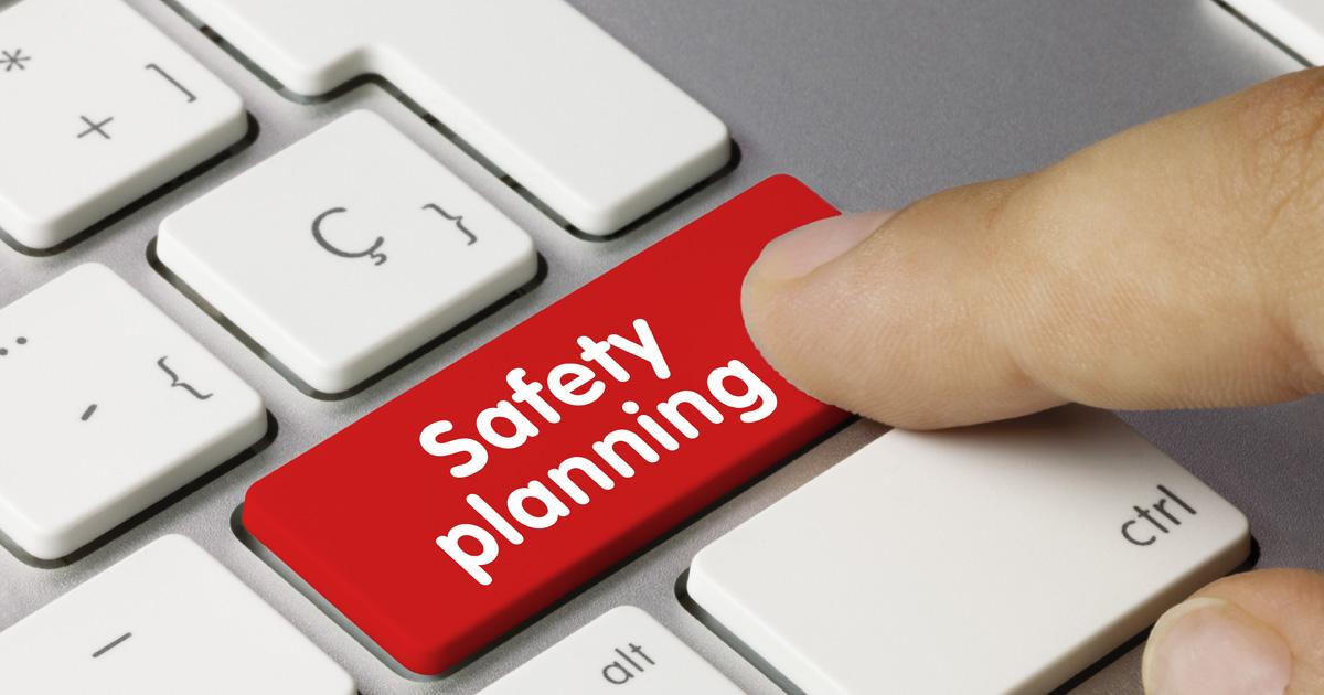 safety planning evacuation