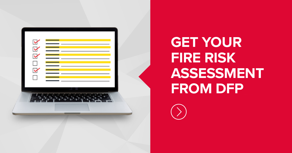 Fire assessment asset for services provided by DFP.