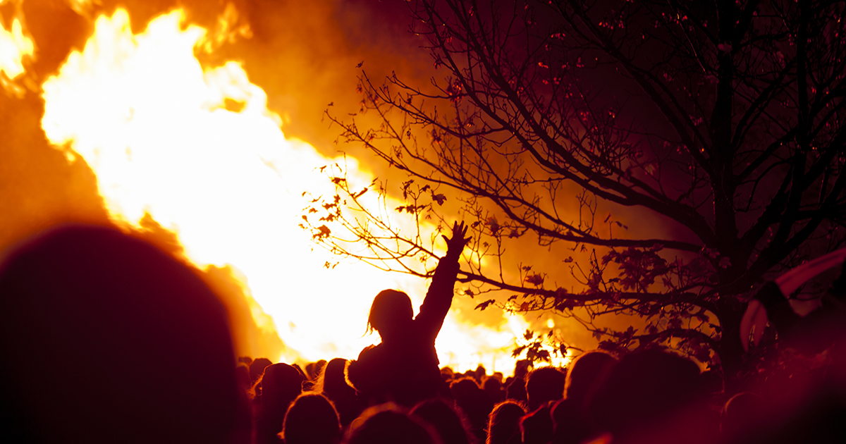 Bonfire Night Safety: Top 3 Considerations