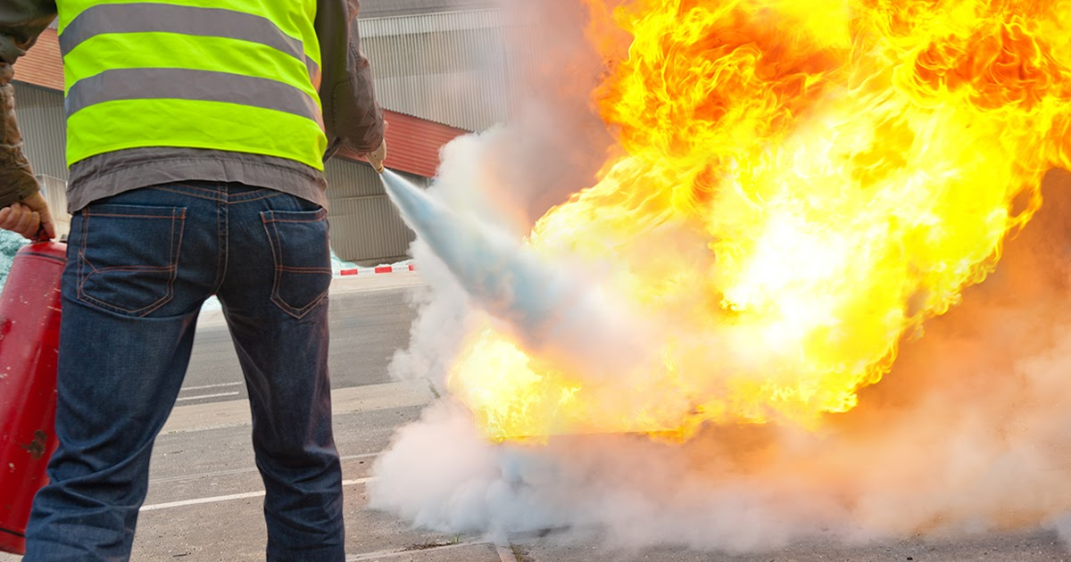 Benefits of fire safety training in the workplace