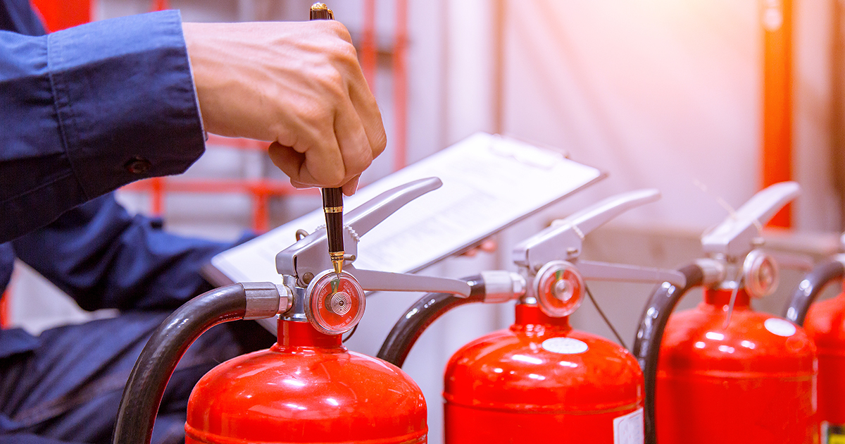 What Are The Benefits Of Fire Maintenance Plans?